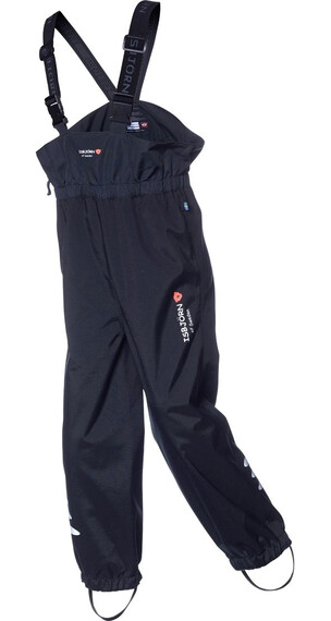 Isbjörn Kids Kuling Hard Shell Pant Black